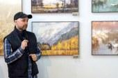 Выставка работ художника Дениса Октября открылась вБийске