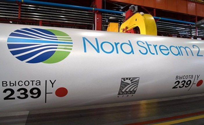 Германский бундестаг поддерживает «Северный поток — 2″