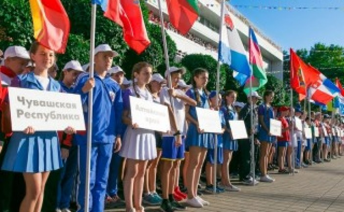 Алтай стартует на «Президентских спортивных играх».