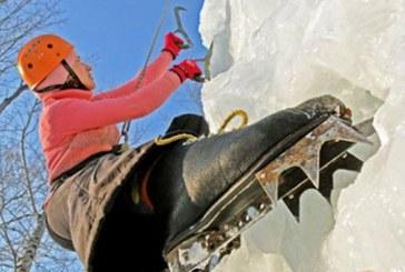 Наш Дмитрий Гребенников одержал победу на этапе Кубка России по ледолазанию