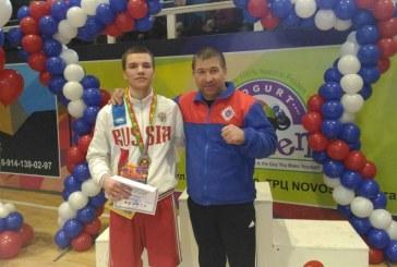 Трое боксёров СДЮШОР «Алтайский ринг» – призёры первенства СФО среди юниоров