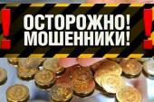 Бийчан, которые хотели заработать на криптовалюте, обманули на 124 тысячи рублей