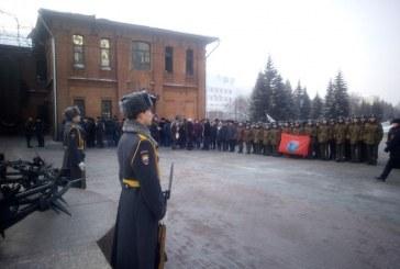 В Барнауле почтили память военных, отдавших свой долг Родине на дальних рубежах